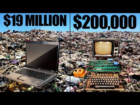 Top 10 Most Expensive Things Ever Thrown Away
