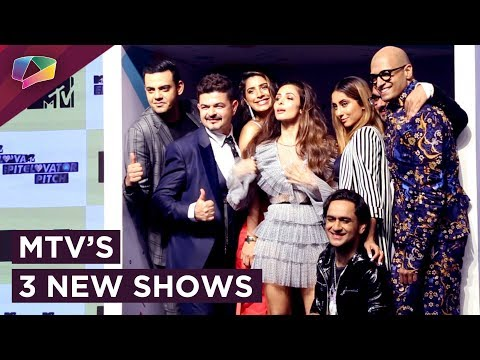 MTV Launches Ace Of Space | India's Next Top Mod