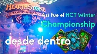 Estos son los entresijos del HTC Winter Championship