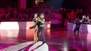 Victor Da Silva & Anna Melnikova Exibition | World Kremlin Cup