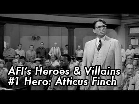 Video trailer för AFI's 100 Years...100 Heroes & Villains: #1 Hero - Atticus Finch