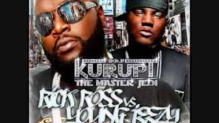 RICK ROSS & YOUNG JEEZY Business and Bitches DJ KURUPT