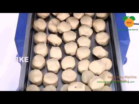 Chapati Ball Cutting Machine