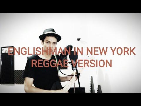 Sting - Englishman In New York Reggae Version ( cover by abayadiguna )