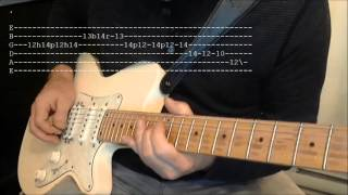 The End, The Beatles. Guitar Lesson(Tabs, Solos,Lyrics)