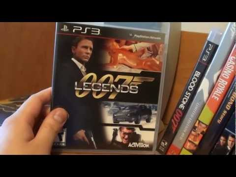 James Bond 007 Collection (Update 2012)