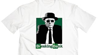"Last Chance To Get Your ""Breaking Bank"" Bernie Sanders Shirts thumbnail"