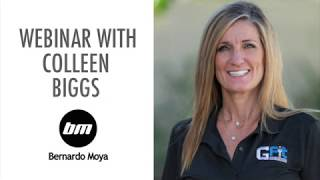 Webinar with Colleen Biggs