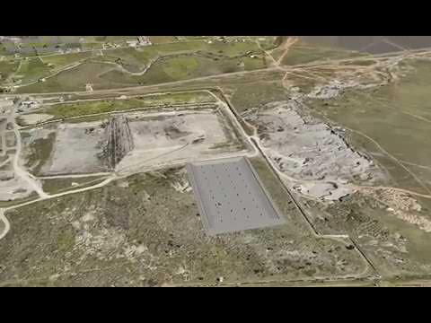 Projekat četvrte sanitarne kade na deponiji Livade u Podgorici