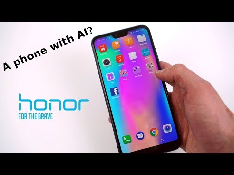 Finally upgrading my Smartphone – Honor 10 Review