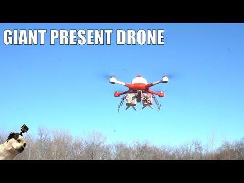 Santa Delivery Drone challenge!