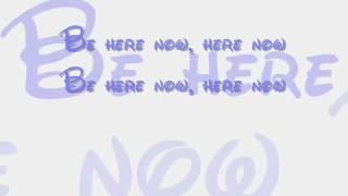 Ray LaMontagne Be Here Now Lyrics