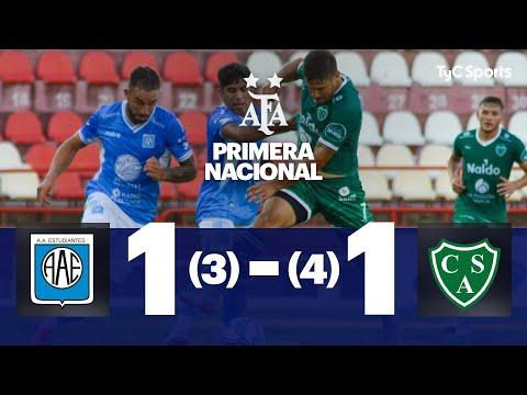 Sarmiento ganó en los penales y regresa a la Primera División