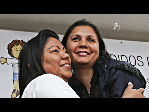 Извержение вулкана разлучило сестёр из Колумбии на 30 лет (новости)...