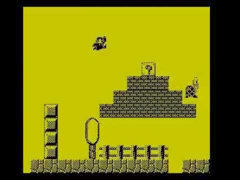 Super Mario Bros, (Playable Demo) Walkthrough, ZX Spectrum