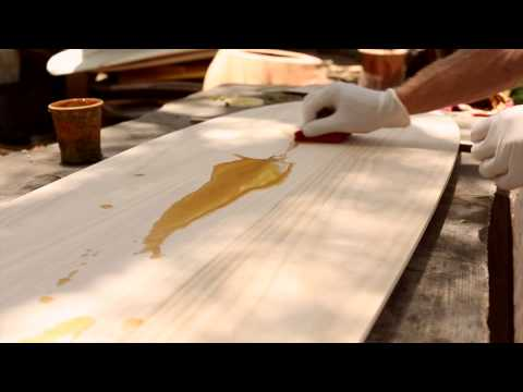 Shaping an Alaia, with Jon Wegener