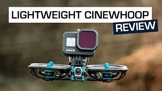HGLRC Sector150 HD // Budget DJI FPV System Cinewhoop Review