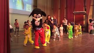 霹雳怡保育才华小儿童节庆典 - 舞 - Baby Shark Dance 2017