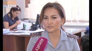 Сильные духом: как несут службу женщины в полиции Алматы (15.08.18)