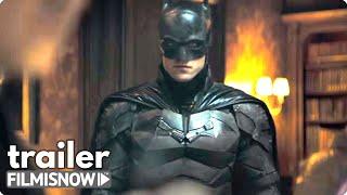THE BATMAN (2021) Teaser Trailer – DC Fandome   Robert Pattinson DCU Movie