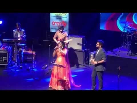 Titli (Chennai Express) Chinmayi Live In Concert , Chennai (видео)
