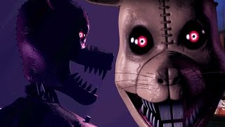 NIGHTMARE Rat And Cat! | Five Nights at Candys 3 Gameplay Trailer Reaction/BREAKDOWN!