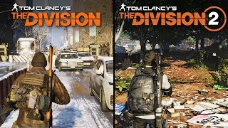 The Division 2 vs The Division   Direct Comparison