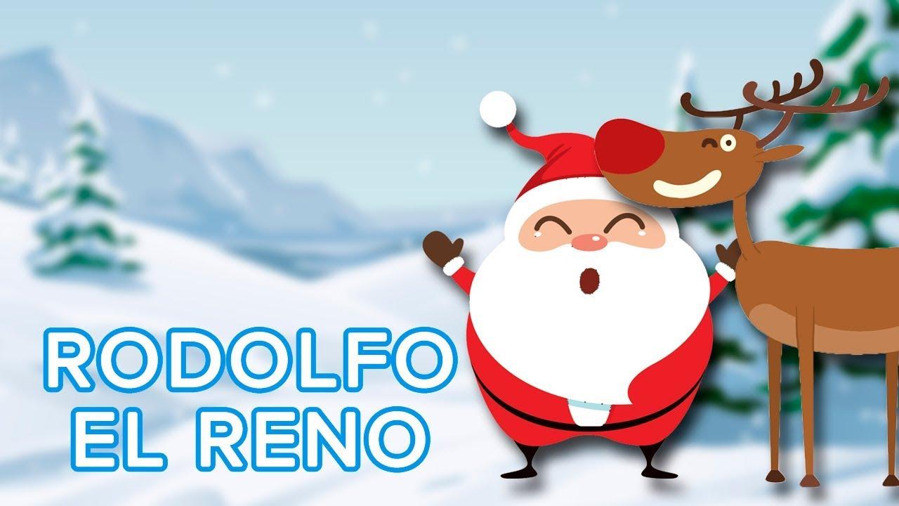 El reno Rodolfo | Cuento de Navidad fascinante para niños