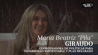 """María Beatríz """"Pilu"""" Giraudo - Quién es Quién en Comunicándonos en Diario Agroempresario"""