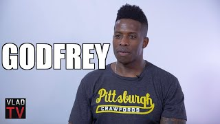 Godfrey Impersonates Terry Crews Supporting Kanye Running for President (Part 9)