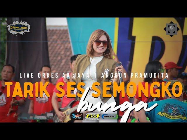Tarik Sis Semongko | Anggun Pramudita - Bunga (Official Music Video ANEKA SAFARI)