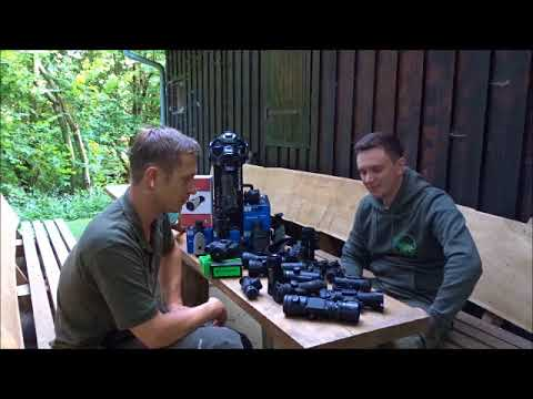 Firma Jagdspezi & Active Hunting stellen sich vor... Vergleichstest Wärmebild / Nachtsichtgeräte