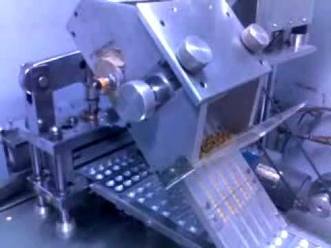 Pickle Paste Blister Packaging Machine