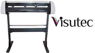 Plotter De Recorte De 72cm + Software + Pedestal - MVSK800 Visutec