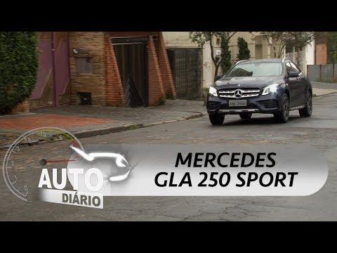 Avaliamos a Mercedes GLA 250 Sport