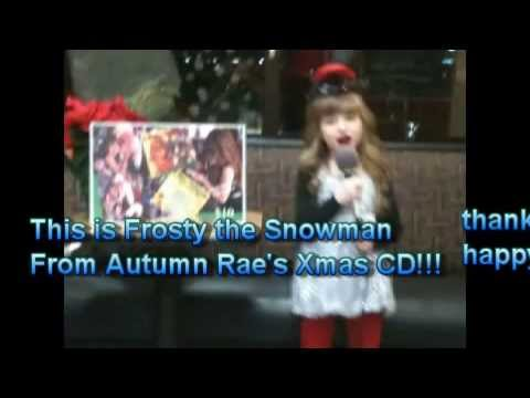 Original Christmas song- A Merry Christmas with Autumn Rae