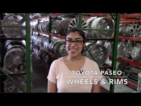 Factory Original Toyota Paseo Wheels & Toyota Paseo Rims – OriginalWheels.com