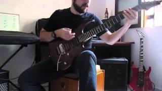 Evergrey - More Than Ever (Guitar Cover)