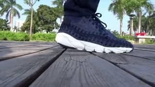 pretty nice 1f653 dd209 Nike Air Footscape Woven Chukka SE on foot