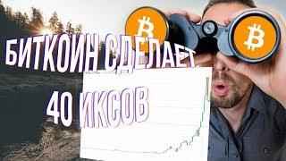 БИТКОИН ДАСТ 40 ИКСОВ? •   Новости из мира криптовалют •  Crypto News