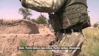 Misija Afganistanas Laidos Intro