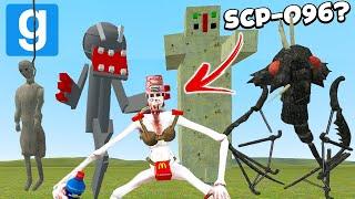 BAD SCP DUPES! (Garrys Mod Sandbox)