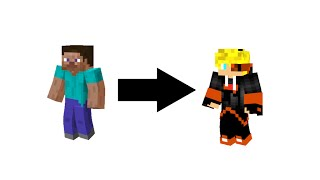 How to change your skin in mineshafter any version works with multiplayer(cracked minecraft)updated