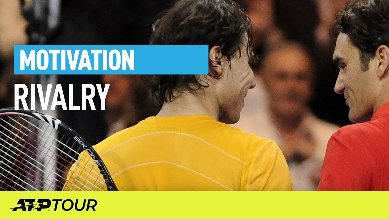 Мотивация от топ-теннисистов: легендарные соперники (ВИДЕО)