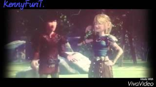 Love Me Like You Do// Hiccup And Astrid//