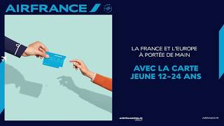Campagne d'affichage Air France.