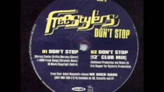 Freestylers - Don't Stop (club mix)
