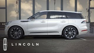 YouTube Video br2HJ8RRQic for Product Lincoln Aviator & Aviator Grand Touring Crossover SUV (2nd gen) by Company Lincoln Motor in Industry Cars