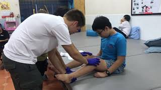 Podiatrists Without Borders