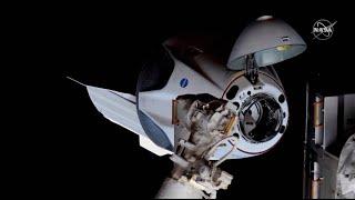 Watch: SpaceX Astronauts Reach International Space Station